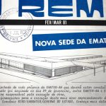 Destaque a construção da nova sede da EMATER-AM, hoje sede da Susam