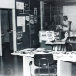 Biblioteca da EMATER-AM, em 1983