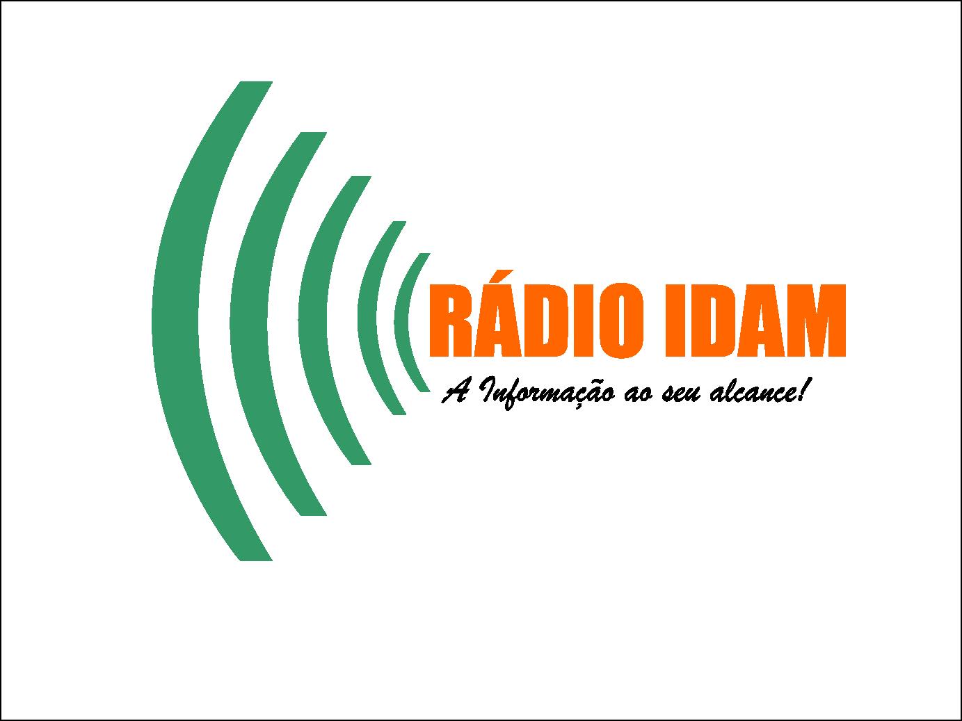 LOGO RADIO IDAM 3