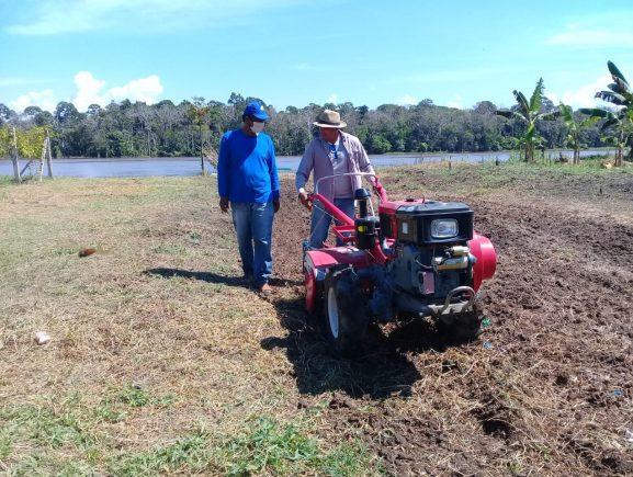 Estado promove capacitação em operação de máquinas e implementos em Itapiranga