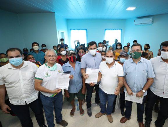 Governo do Amazonas impulsiona setor primário de Novo Aripuanã