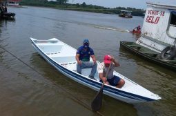 Idam entrega implementos no valor de R$ 166 mil a pescadores em Manaquiri