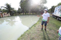 Idam presta assistência técnica a agricultores familiares