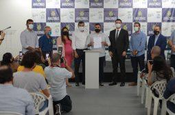 Governador Wilson Lima dá posse a aprovados em concurso do Idam