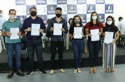 Governo Wilson Lima segue realizando convocações de aprovados em concursos públicos