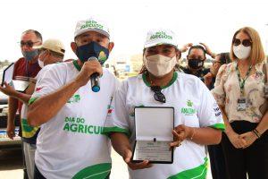 Em Manaus, Idam celebra Dia do Agricultor com liberação de crédito rural e exposição de produtos da agricultura familiar