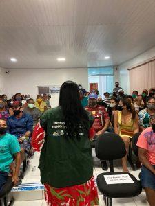 Idam oferece capacitação em cooperativismo e associativismo a produtores de Maués
