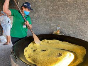 Em Codajás, Idam realiza curso de Boas Práticas da Farinha e outros Derivados da Mandioca