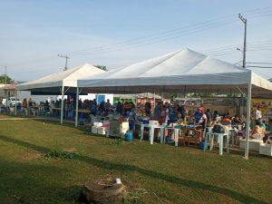 Inauguração da I Feira da Agricultura Familiar em Pauini movimenta a economia local
