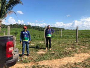 Idam atua em entrega de R$ 111 mil em crédito rural no município de Ipixuna